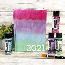 DIY Journal Cover with Extreme Sheen®