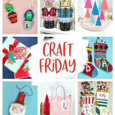 24 Easy Holiday Crafts to Make At Home