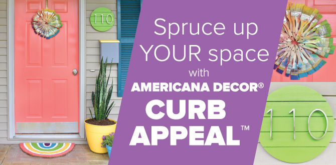 Spring Curb Appeal Social and Web Graphics DA Slider