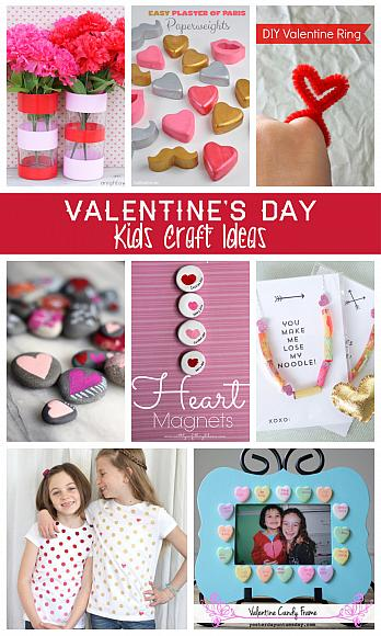 Decoart Blog Crafts Valentine S Day Kids Craft Ideas