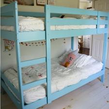 IKEA Bunkbed Makeover