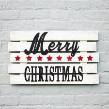 Outdoor Christmas Sign