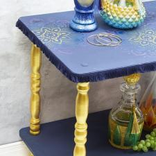 Arabian Nights-Inspired End Tables
