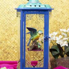 Arabian Decorated Parrot Cage
