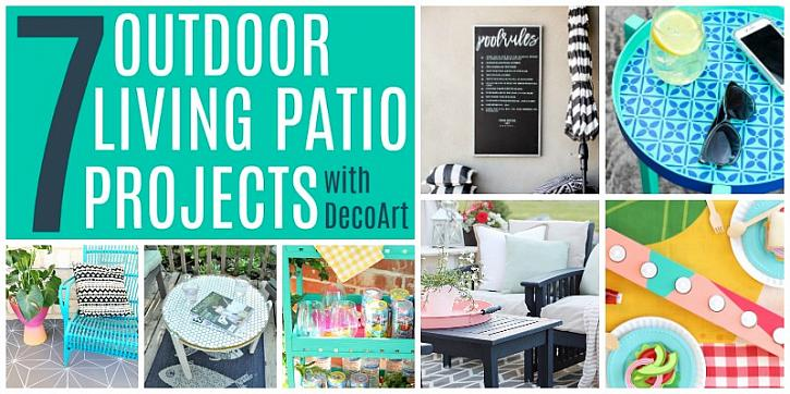 Outdoor Living Patio Refreshers