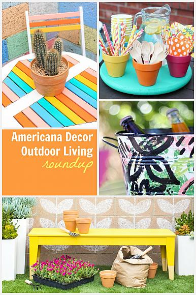 Decoart Blog Diy Americana Decor 174 Outdoor Living