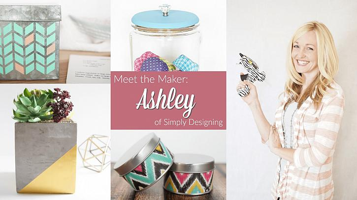 Meet the Maker: Simply Designing
