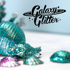 DecoArt Galaxy Glitter Projects