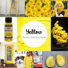 Color of the Month: August - Yellow