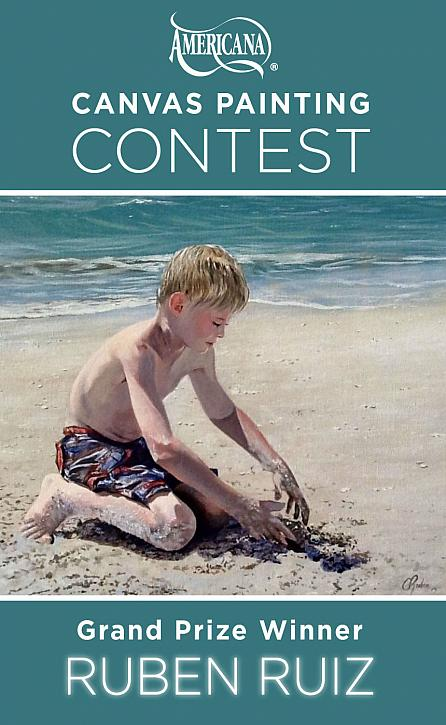2016 Americana Canvas Painting Contest Winners