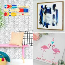 Simple & Affordable Wall Art Inspiration