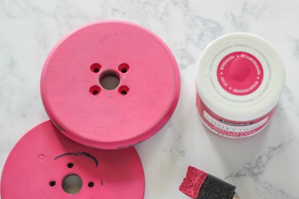 Instruction #4 - Chalky Finish Paint Projects