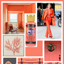 Color of the Month: June - Coral