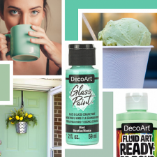 Color of the Month: Mint