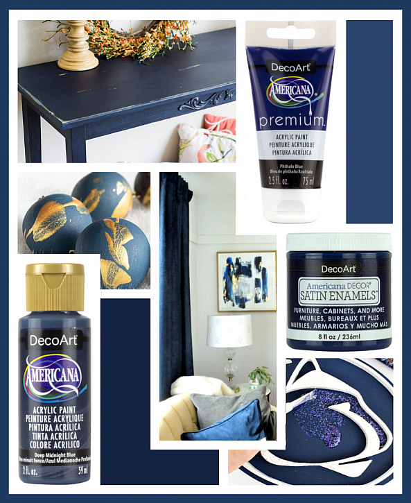 Color of the Month: Midnight Blue