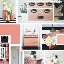 Color of the Month: Rose Gold