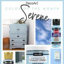 Color of the Month: Serene