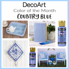 2021 Color Trends: Country Blue