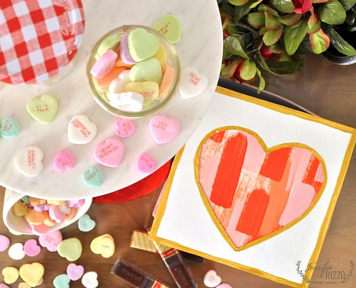 Instruction #10 - Crafty valentines day idea with a box