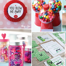 DIY Kid's Valentine's Day Treats