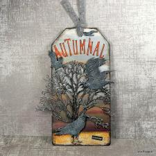 Autumnal Splendor Tag