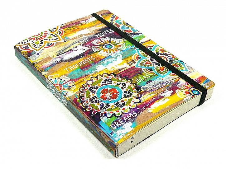 My Notes, My Thoughts, My Wishes, My Dreams: An Altered Journal