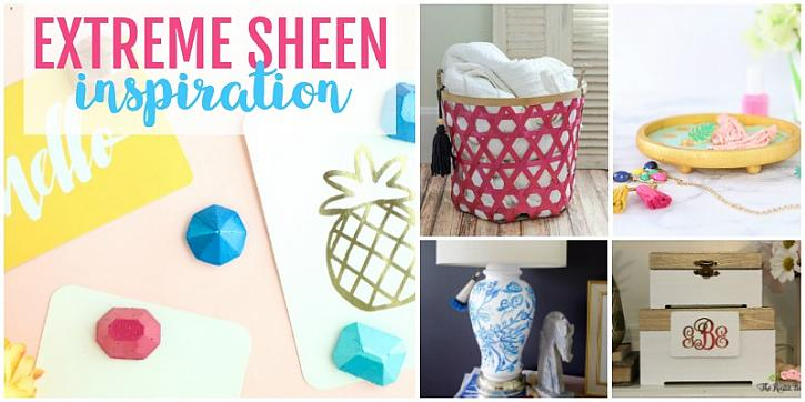Extreme Sheen Project Inspiration