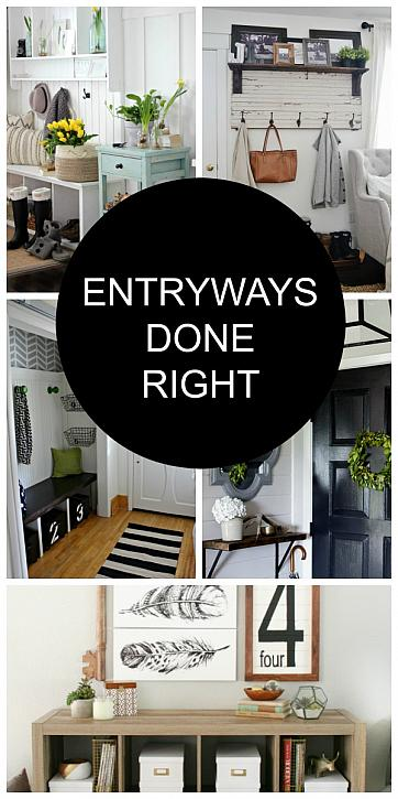 Entryways Done Right