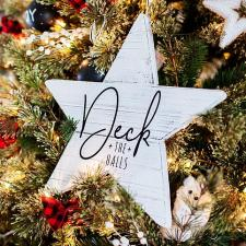 DIY Christmas Carol Ornaments | Whipperberry
