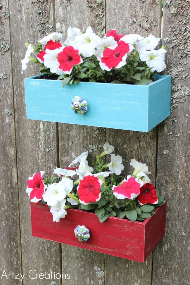 Decoart Blog Crafts 10 Outdoor Painted Planter Ideas