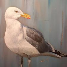 The Seagull Painting