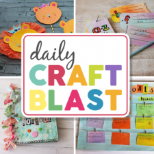 Craft Blast: DIY Family Crafts & Games