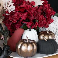 Chic Inexpensive Painted Pumpkins