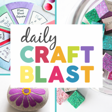 28  At-Home Kids Crafts & Activities