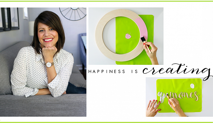 Meet the Maker: Happiness is Creating