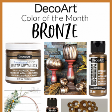October Color of the Month: Bronze
