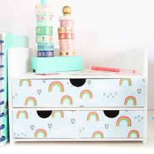 Decou-Page Craft Organizer