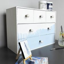Satin Enamels IKEA Moppe Makeover