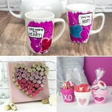 Valentine\'s Day Project Inspiration