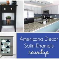 Americana Decor® Satin Enamels™ Roundup Part Two