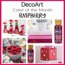 2021 Color Trends: Raspberry Red