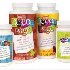 DecoArt Expands Americana® Decou-Page™ Product Family