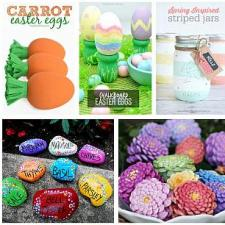 Getting Ready for Spring Craft Ideas