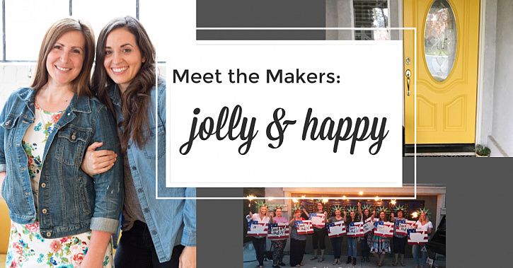Meet the Maker: Jolly & Happy