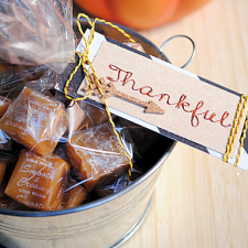 Thankful Gift Tags