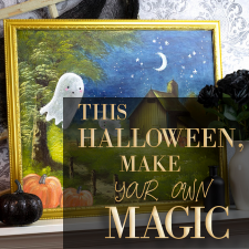 Make Your Own Halloween Magic