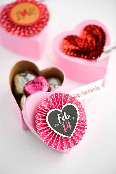 Decoart Blog Crafts Valentine S Day Party Favors