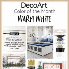 Color Trends 2020 - Warm White Holiday Decor