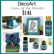 2021 Color Trends: Teal