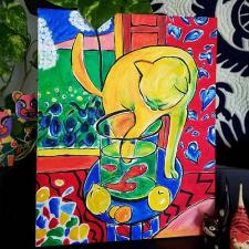 Copy the Masters: Henri Matisse